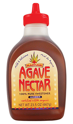 Agave Nectar For Cough