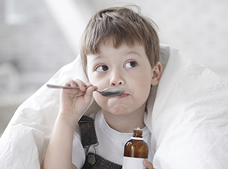Treating Your Young Child's Cough