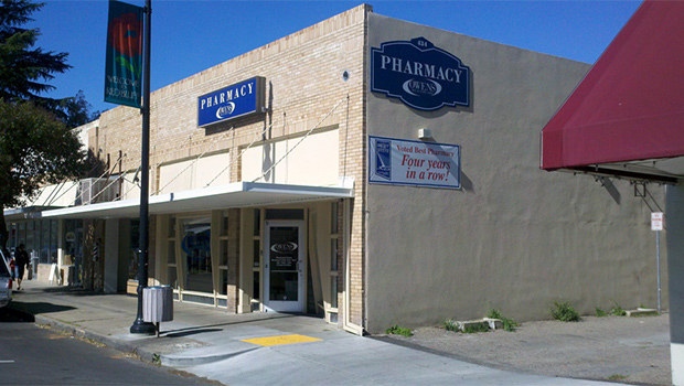 Pharmacy In Red Bluff California