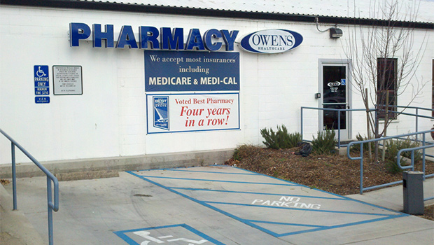 Pharmacy In Redding California