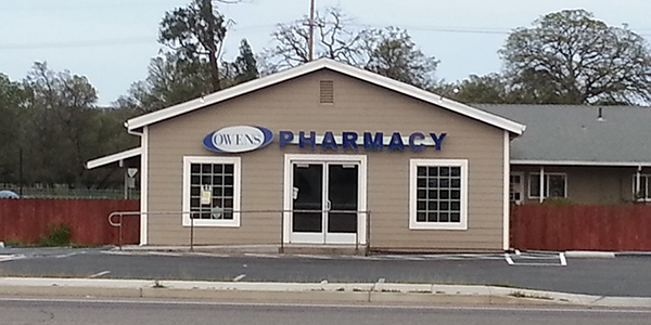 Palo Cedro California Pharmacy