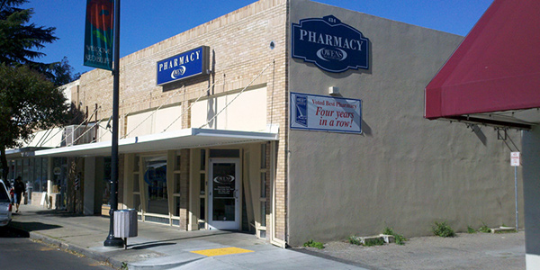 Red Bluff California Pharmacy
