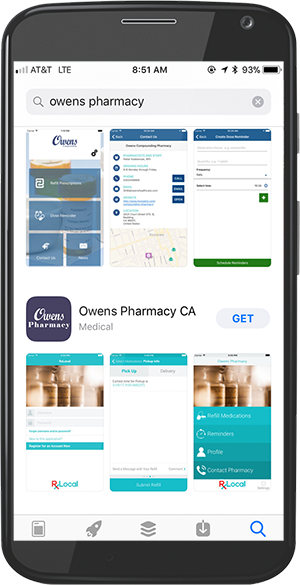 Owens Pharmacy App